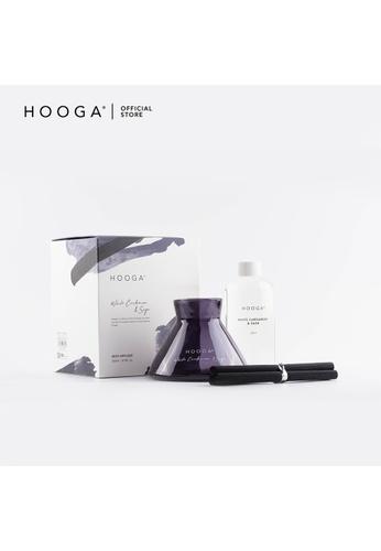 HOOGA Hooga Reed Diffuser Modernist Series White Cardamom & Sage 6FB45HL06F5746GS_1
