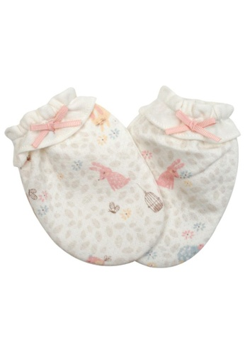Organic mom pink Organic Baby Bird Mittens (FALL) BE0FFKC2A4B2D8GS_1