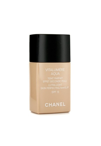 Chanel CHANEL - Vitalumiere Aqua Ultra Light Skin Perfecting Make Up SPF15 - # 30 Beige 30ml/1oz B9E5BBEA4042ACGS_1