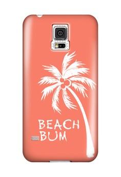 Beach Bum Matte Hard Case for Samsung Galaxy S5