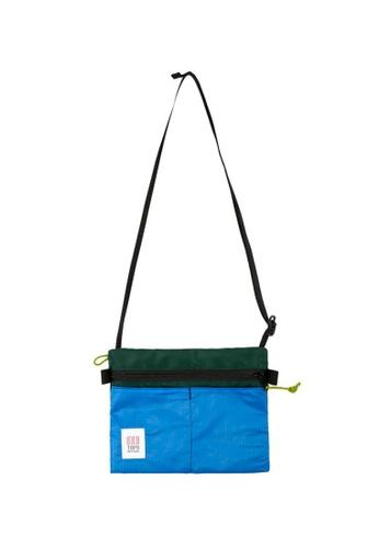 Topo Designs blue Topo Designs Accessory Shoulder Bag 03772ACA57FD3CGS_1
