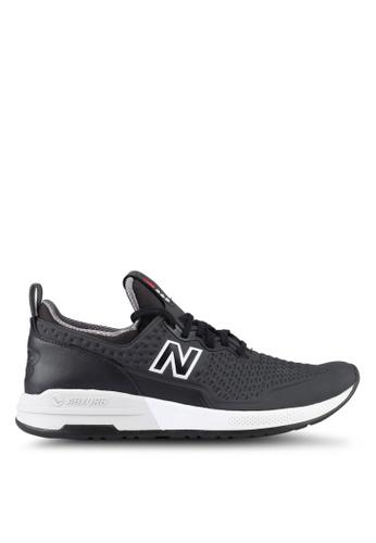 New Balance black and grey 365 Lifestyle Sneakers NE323SH0SXNHMY_1