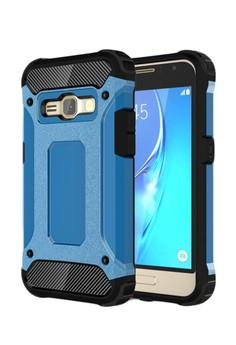 Tough Hybrid Dual Layer Case for Samsung Galaxy J120 (J1 2016)