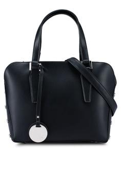 7715090a644e Dorothy Perkins black Mini Studded Tote Bag 06AF4AC1192C24GS 1