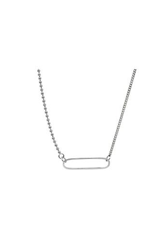 LYCKA silver LDR1338 S925 Silver Simple Elegant Bracelet 6228BAC65A3D46GS_1