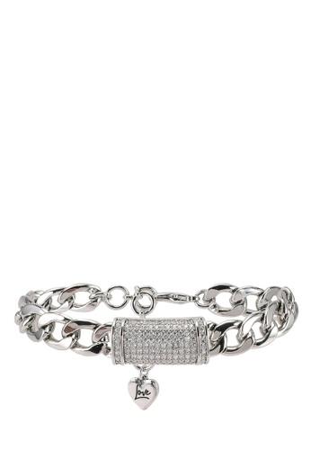 ALDO silver Ralian Bracelet 11990AC3882F83GS_1