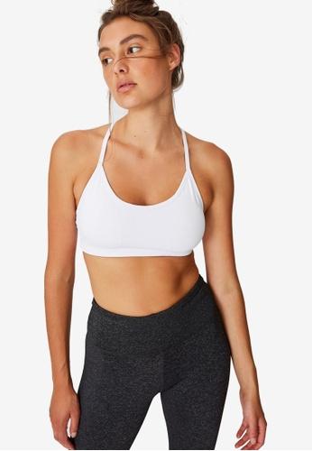 b81d443bf12f8 Buy Cotton On Body Workout Yoga Crop Online on ZALORA Singapore