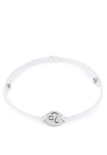 Tutu and Co white Zodiac Bracelet Leo 95E28AC8B4992AGS_1