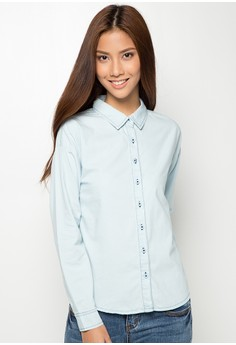 Button-Down Top