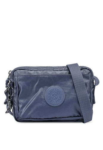 Kipling navy ABANU Midnight Frost Crossbody Bag 05C38AC0B5A7F6GS_1
