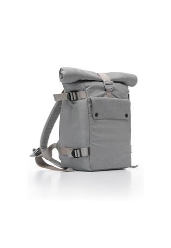 bluelounge grey Bluelounge Backpack - Grey BL009AC48GADSG_1