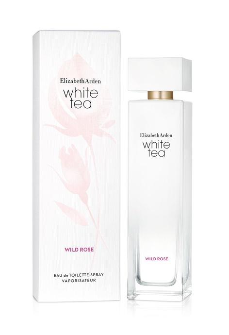 Elizabeth Arden 白茶野玫瑰香水