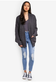 b8fd36facba79a Supre Grace Oversized Cardigan S  50.00. Sizes XXS XS S M L XL