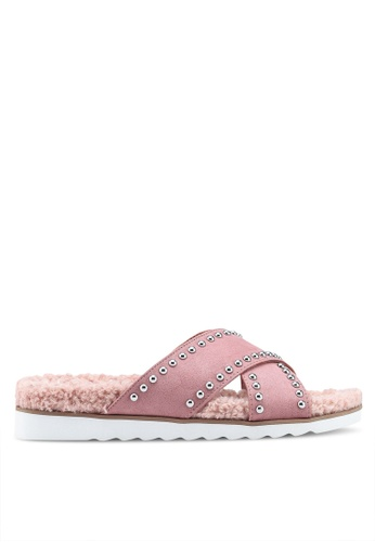 Call It Spring pink Wigowiel Sandals CB9D4SH74382C6GS_1