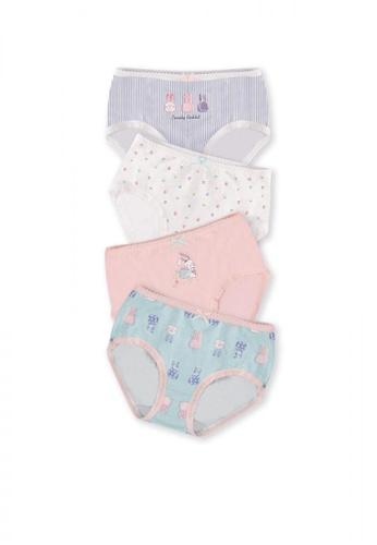 Meet My Feet multi Move Elle - Panty for Girls 61009KA61B390FGS_1