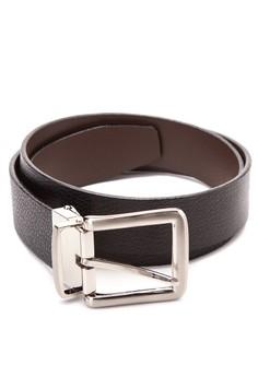 MJ Reversible Twist Belt