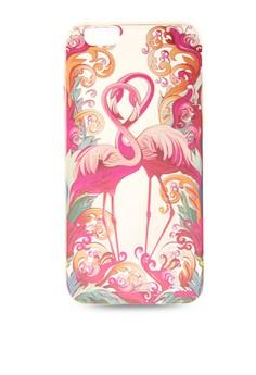 Flaming Flamingo Iphone 6 Case