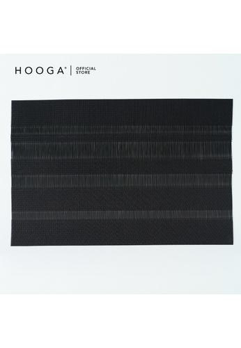 HOOGA black Hooga Placemat. 84E2EHL6680607GS_1