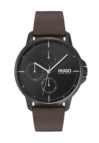 Hugo Boss black HUGO Focus Black Men's Watch (1530024) 91AC5AC65B5653GS_1