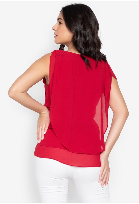 32488e24546ddc Shop CIGNAL Blouses for Women Online on ZALORA Philippines