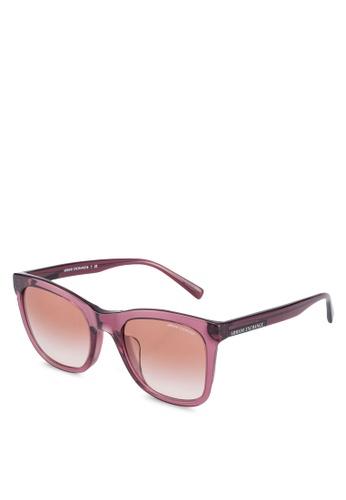 2310639618d Buy Armani Exchange Armani AX4082SF Sunglasses Online on ZALORA Singapore