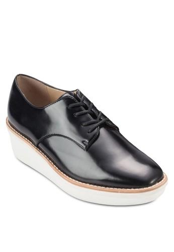 Rivale 楔型厚底繫帶鞋、 女鞋、 鞋ALDORivale楔型厚底繫帶鞋最新折價