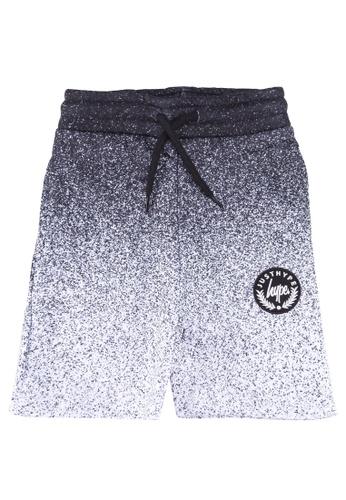 Hype Mono Speckle Fade Kids Shorts