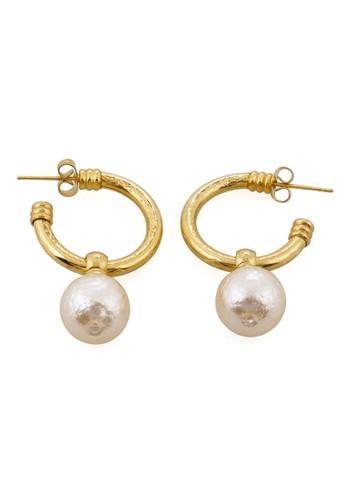 1901 Jewelry white 1901 Jewelry Dessy Pearl Earring 59CD9AC086160CGS_1