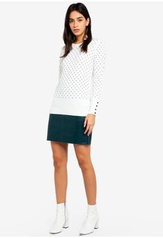 996f78d7665 56% OFF Dorothy Perkins Green Pu Pocket Mini Skirt S  56.90 NOW S  24.90  Sizes 10 12 14 16
