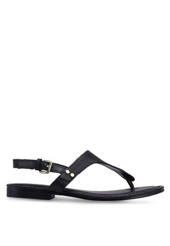 ALDO 黑色 Ariaria 涼鞋 62274SH104B5A9GS_1