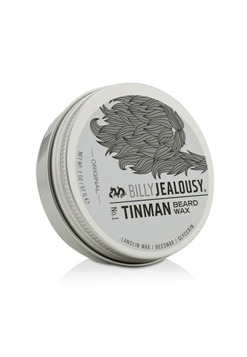 Billy Jealousy BILLY JEALOUSY - Tin Man No. 1 Beard Wax 57g/2oz 3D6FFBEC856E06GS_1