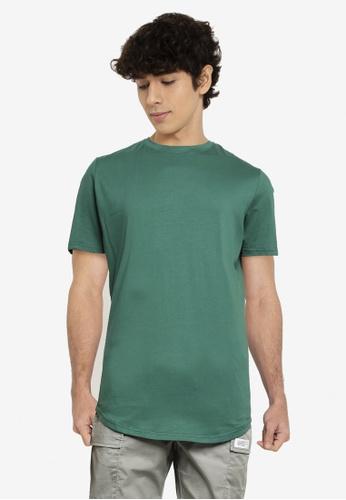 Sparrow Green 綠色 Langley T-襯衫 445D3AAFCEE928GS_1