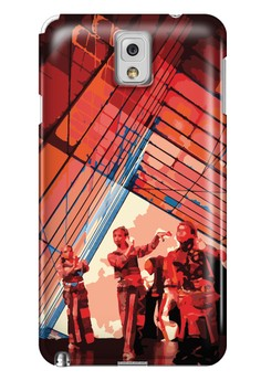 Traditions Transcending Time Matte Hard Case for Samsung Galaxy Note 3