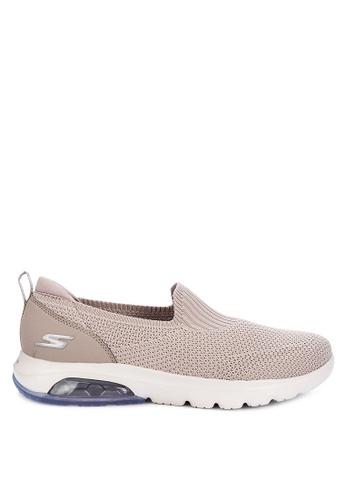 Skechers beige Go Walk Air Sneakers F33EFSH760D30FGS_1