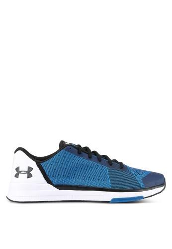 Under Armour blue UA Showstopper Shoes UN337SH0RUEZMY_1