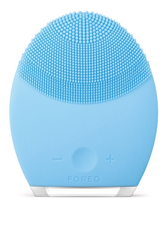 FOREO blue Luna 2 For Combination Skin FO759BE0SZVQMY_1