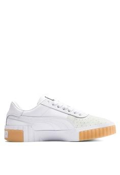 2b5eade3a413 PUMA white Sportstyle Prime Cali Exotic Women s Shoes 88041SH1E55596GS 1