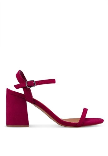 Rubi red Billy Thin Strap Heels 3E295SH8932DACGS_1