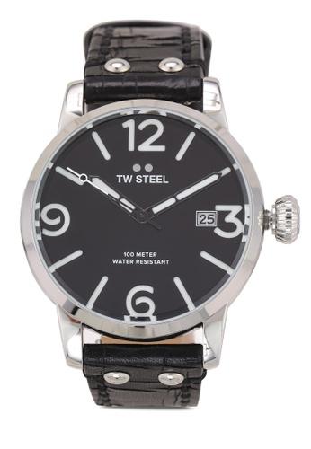 TW Steel black Maverick MS61 Watch 7EE85AC4752AD8GS_1