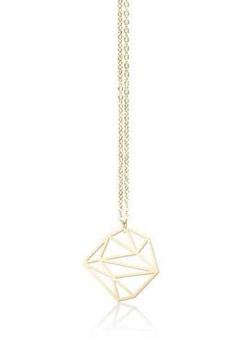esprit hk分店岩石項鍊, 飾品配件, 項鍊