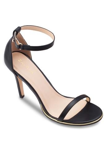 一字帶繞踝高跟鞋esprit 衣服, 女鞋, 絕美洋裝