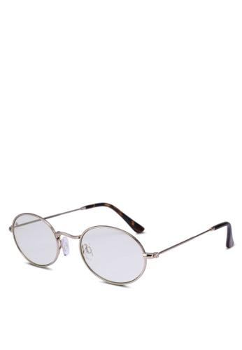 Privé Revaux 金色 The Douglas Sunglasses AAC54GL3AC137EGS_1