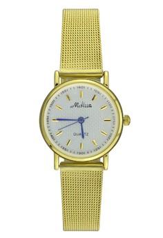Medissa Womens Analog Stainless Steel Wrist Watch