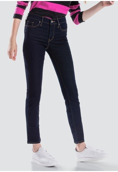 24e7d0220c8c8 Levi s blue Levi s 312 Shaping Slim Jeans 6CC9CAA2B1C3ABGS 1