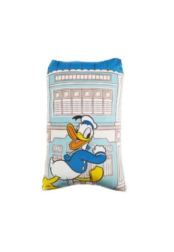 Klosh Disney Mickey Loves SG - Donald Peranakan Cushion 4638DHL4F6D014GS_1