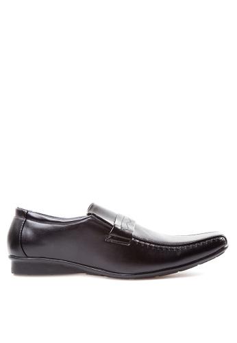H2Ocean black Ferrer Formal Shoes H2527SH82ZEVPH_1
