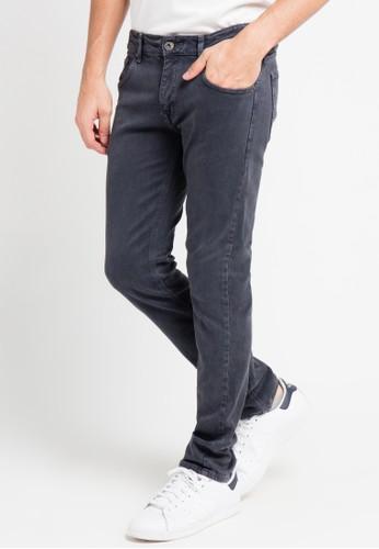 EDWIN grey Edwin Long Jeans Pants 503-65-35 - ED179AA0URHEID_1