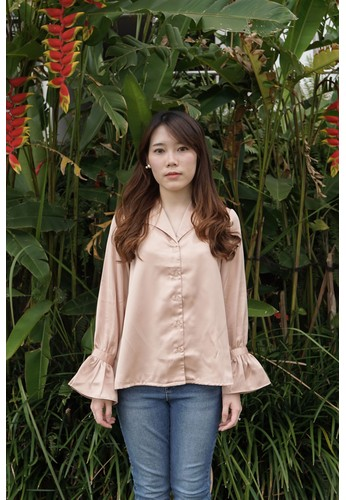 Avore brown Clenda Shirt 2AA00AA3F28F81GS_1