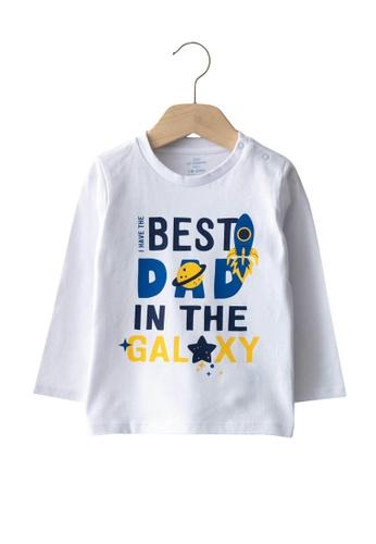 LC Waikiki white Baby Boy T-Shirt 46F22KA3040BB4GS_1