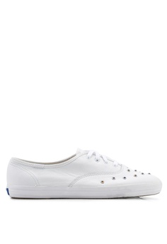 035f25da0ef Keds white Champion Starlight Stud Sneakers 7CA26SHAD2C410GS 1